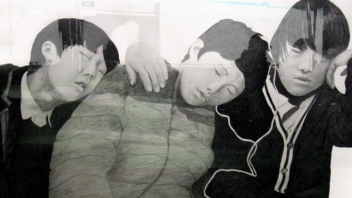 Isabella GRESSER | Fatigue Society – Byung-Chul Han in Seoul / Berlin