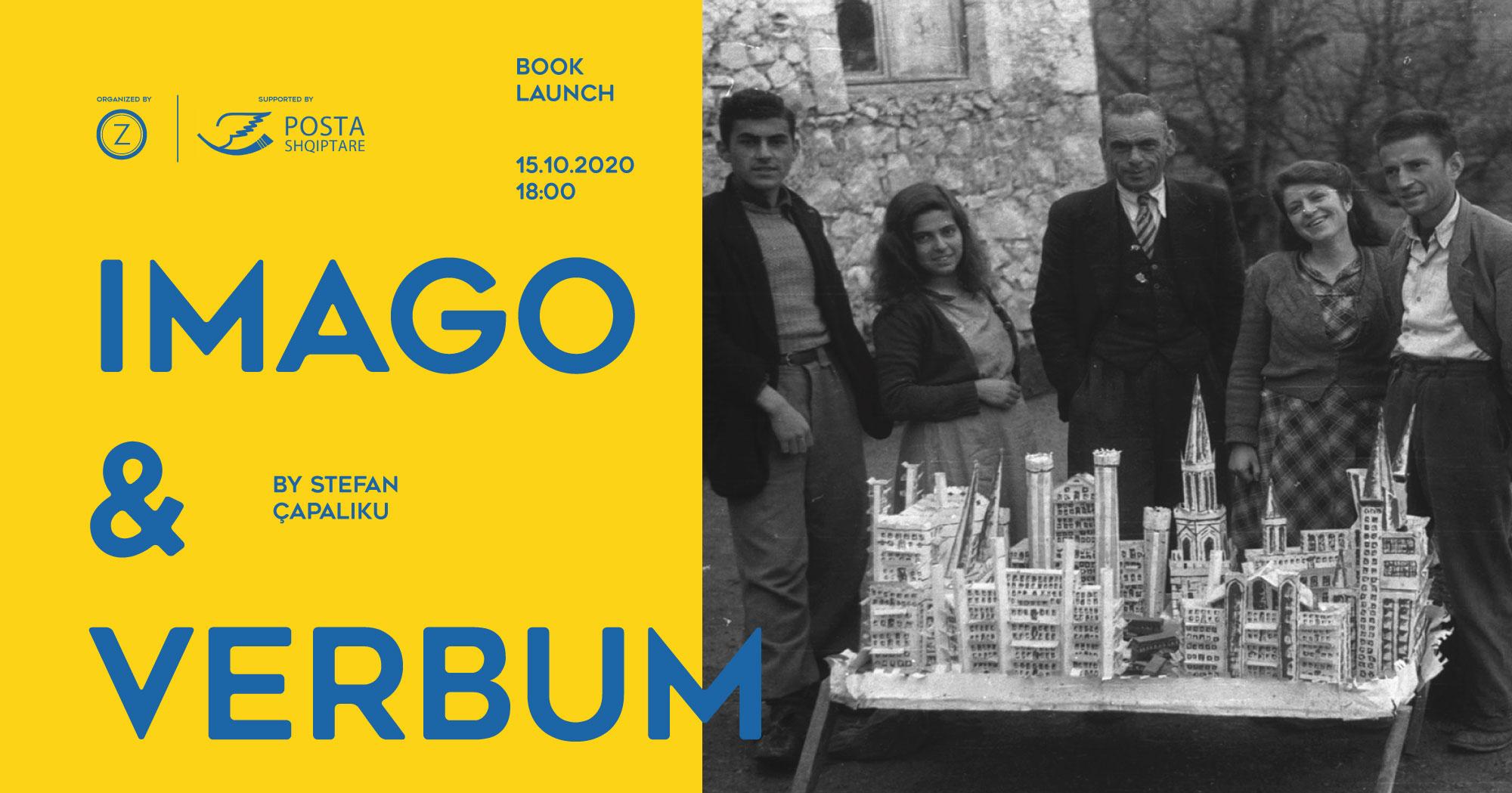Book Launch — Imago & Verbum