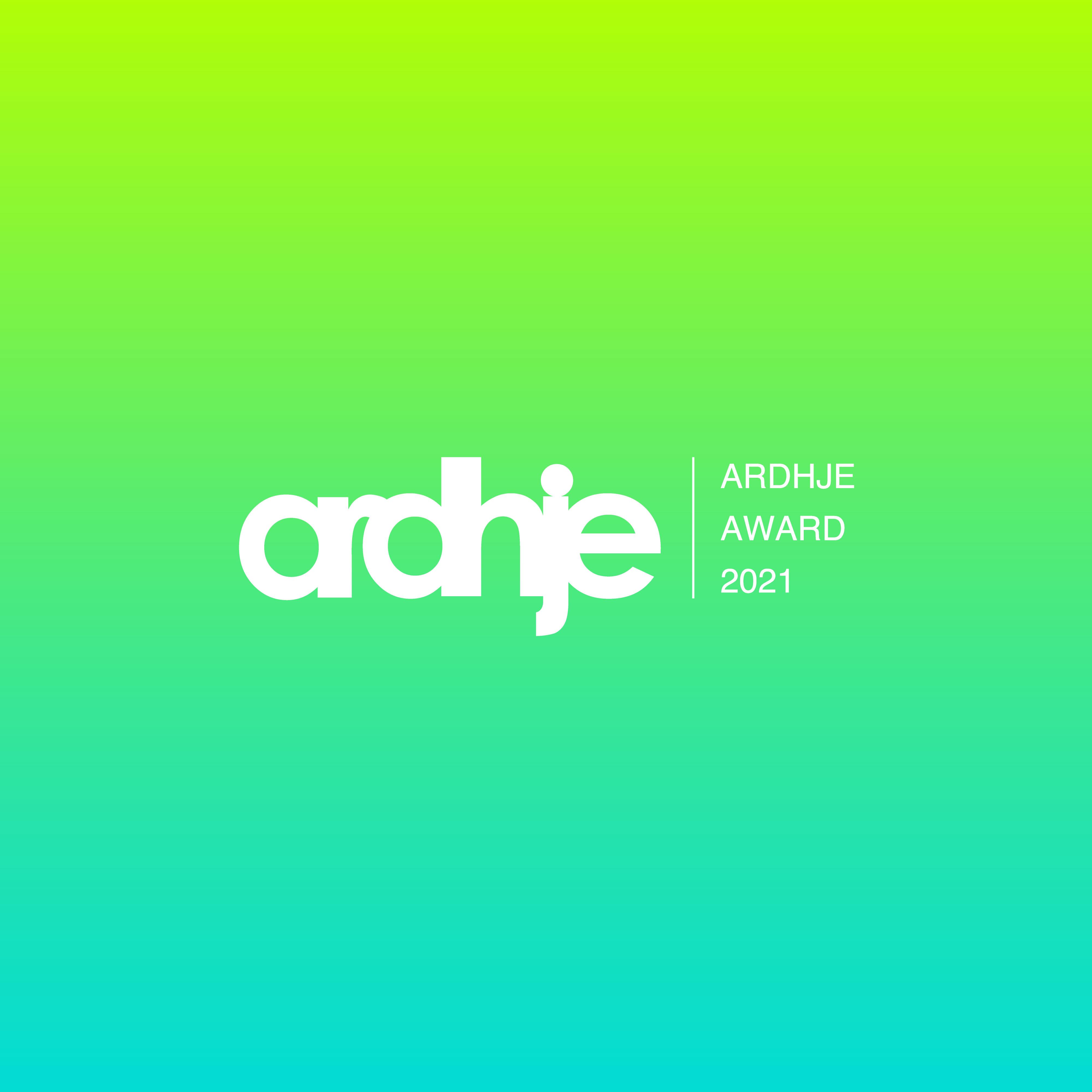 OPEN CALL | 2021 Ardhje Award