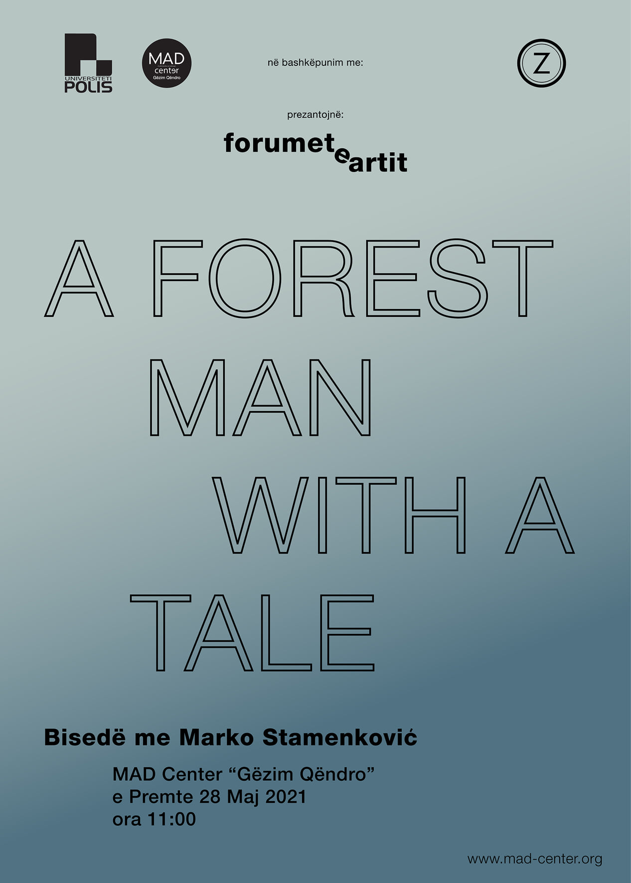 Marko Stamenković | Forumet e Artit