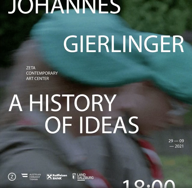 Johannes Gierlinger | Një histori idesh